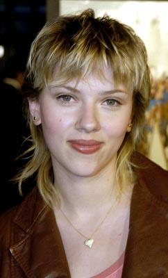 Scarlett Johansson at the Hollywood premiere of Warner Bros. A Mighty Wind
