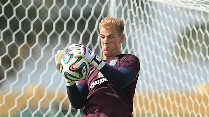 World Cup - Hart ready for Uruguay test