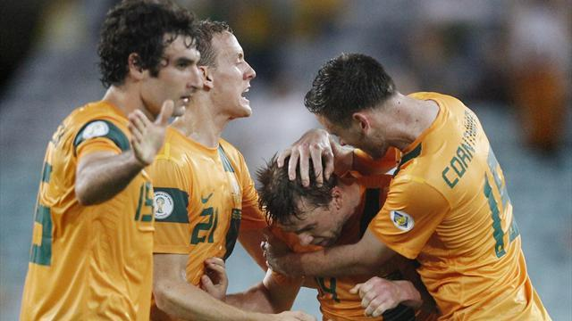 World Cup - Australia forced to fight back for 2-2 draw with Oman