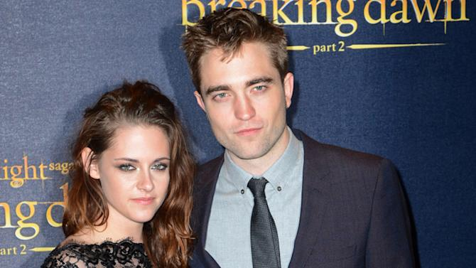 Kristin Stewart, Robert Pattinson