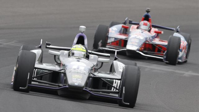 Motorsports - Kanaan finally wins Indianapolis 500