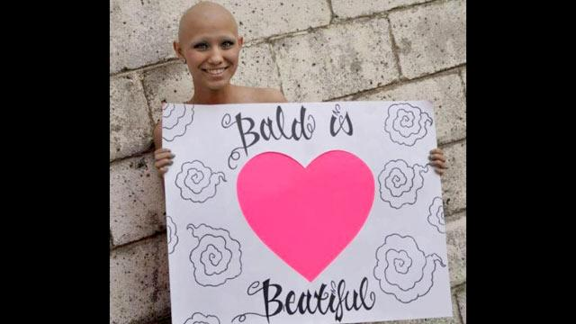Girl With Bone Cancer Gets Prom Wish