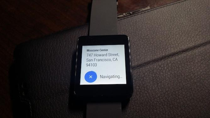 Google Maps for Android is ready for Android Wear