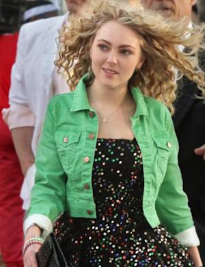 AnnaSophia Robb in 'The Carrie Diaries' -- The CW