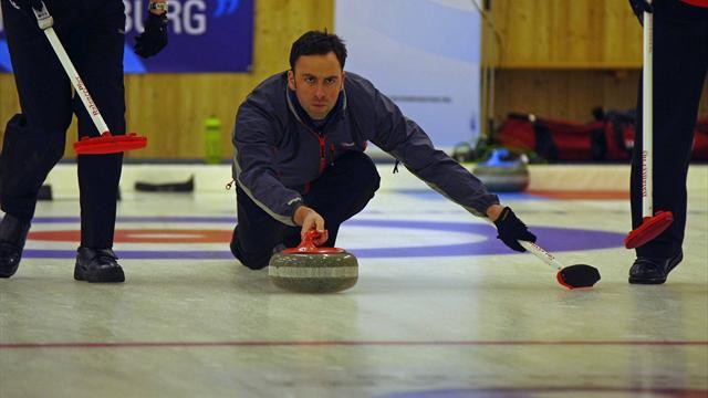 Curling - Murdoch refuses to rise to rival Jacobs comments