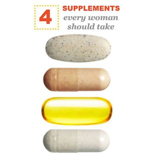 4 Super Supplements for Women