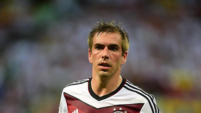 World Cup - Loew: Lahm will stay in midfield