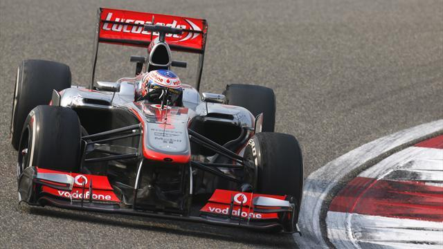 Formula 1 - McLaren still 'very far' from victories