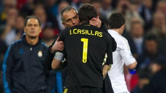 Champions League - Mourinho defends decision to leave Casillas out again
