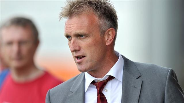 League One - Oliver has great potential - Davis