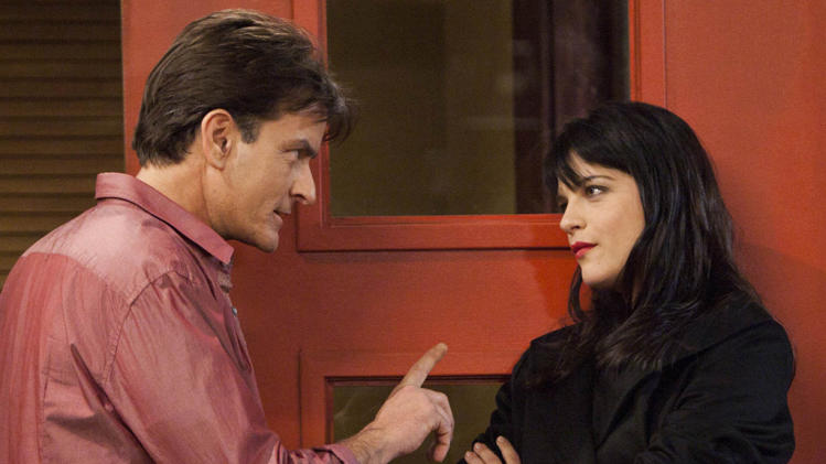 Charlie Sheen vs. Selma Blair