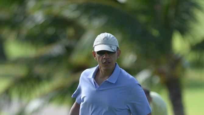 President Obama Vacations In Hawaii Over Christmas