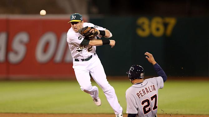 Division Series - Detroit Tigers v Oakland Athletics - Game Three