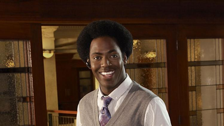 "Baron Vaughn as Leonardo Prince in ""Fairly Legal."""