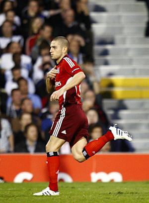Mladen Petric (pictured) played under current Fulham boss Martin Jol when at Hamburg