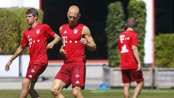 Premier League - BS Detector: Have Bayern really offered Mueller, Robben AND cash for Di Maria