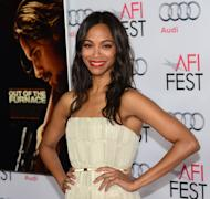 "Zoe Saldana headlines ""Rosemary's Baby,"" set to air on May 11 and 15 on NBC"