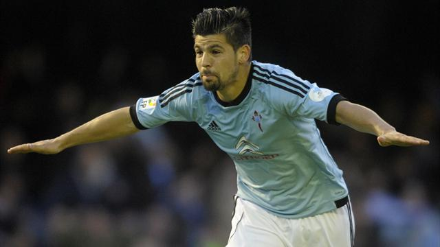 Liga - Four-goal Celta blitz sees off Valladolid