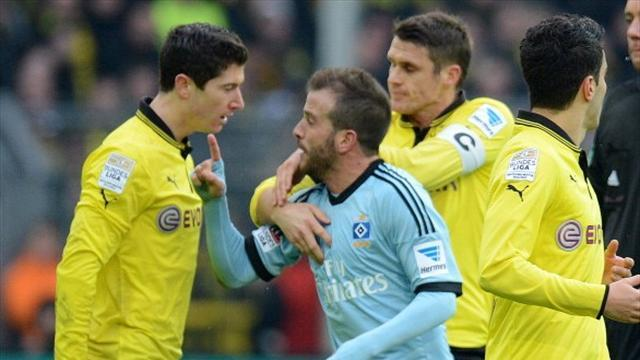 Bundesliga - Lewandowski ban upheld