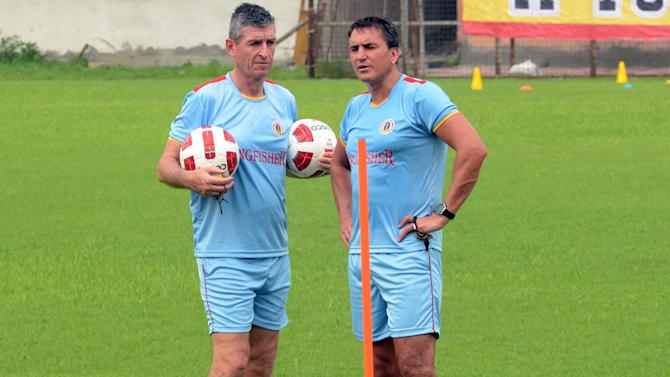 Kolkata Football - Trevor Morgan: 'Match versus Mohammedan Sporting was a good workout for East Bengal'