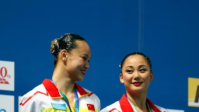 Synchronised Swimming - 16th FINA World Championships: Day Six