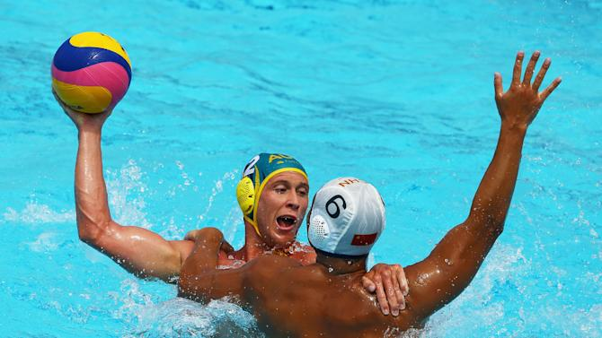 Men's Water Polo - 15th FINA World Championships: Day Five
