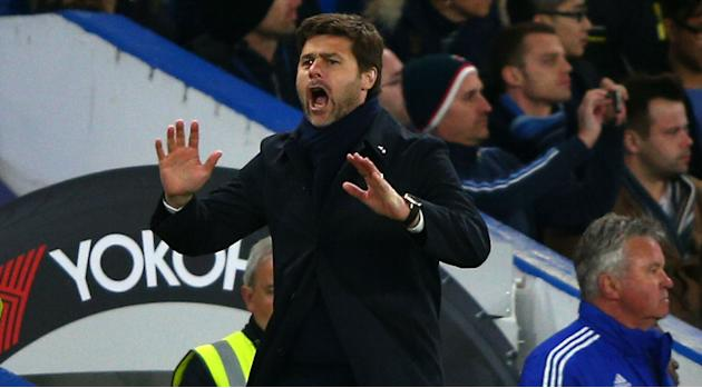 Tottenham no soft touch now, says Pochettino