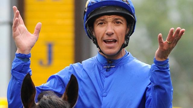 Horse Racing - 'Best horse in the world' excites Dettori