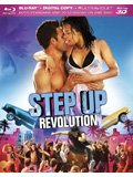 Step Up Revolution Box Art