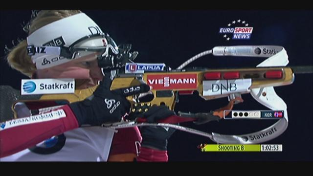 Biathlon - World Championships: Women's Relay LIVE