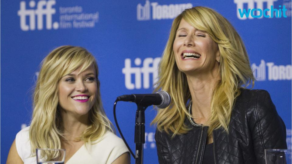 The Mindy Project Casts Reese Witherspoon's Wild Mom Laura Dern
