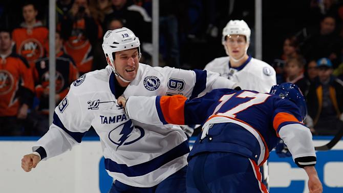 Tampa Bay Lightning v New York Islanders