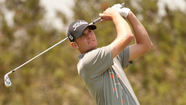Golf - Steele in charge at Canadian Open