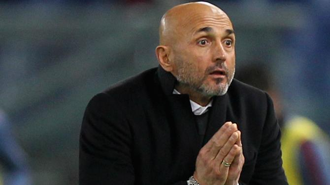 Spalletti: Roma need to cut out lapses