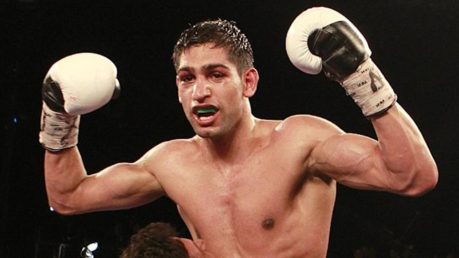 Boxing - Khan denies assault reports