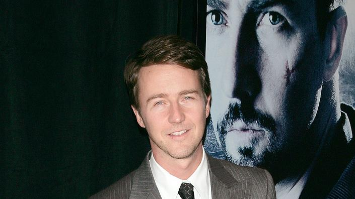 Pride and Glory NY Premiere 2008 Edward Norton
