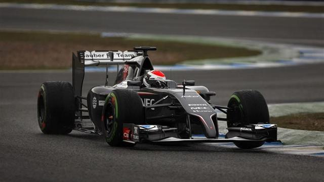 Formula 1 - Sauber's focus on brake-by-wire issue