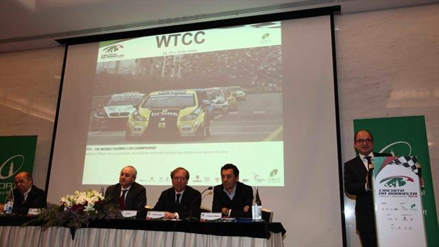 WTCC - WTCC launch Race of Portugal