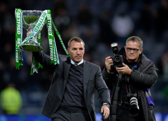 Celtic Fan View: Rodgers' vision for the club is starting to take effect as he guides the Hoops to a century of trophies