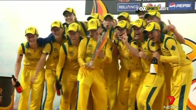 Women's cricket team win Twenty20