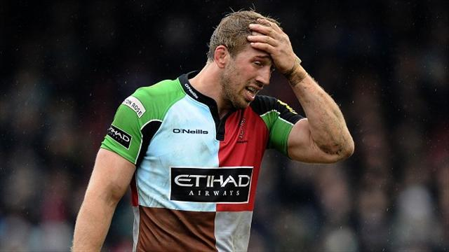 Rugby - Easter to cover for Robshaw