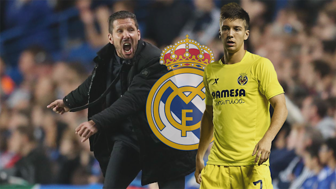 Liga - Euro Papers: Atletico accuse Real Madrid of tapping up Luciano Vietto