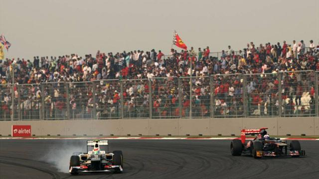 Formula 1 - India not giving up hope of Grand Prix return
