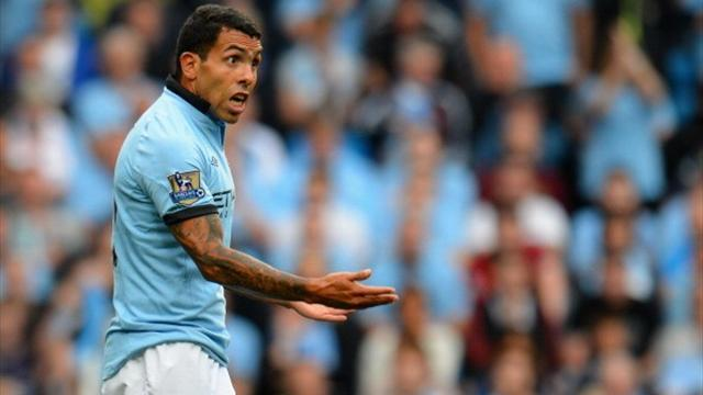 Premier League - Tevez arrested on suspicion of driving while disqualified
