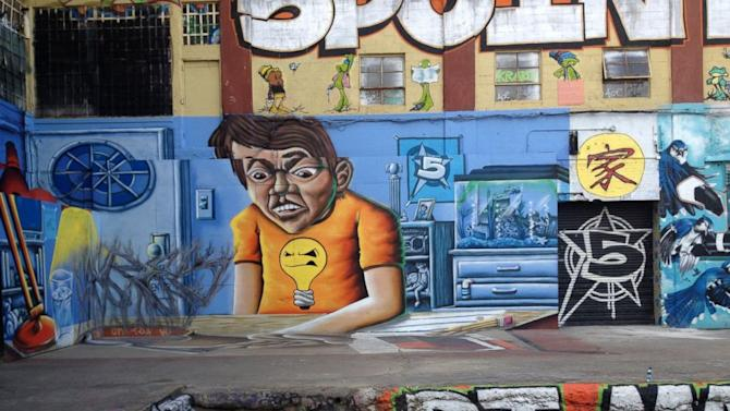 Judge Grants Artists Restraining Order to Block Destruction of NY 'Graffiti Mecca'