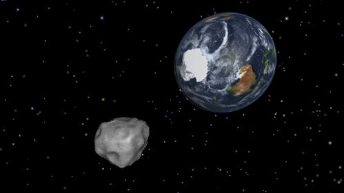 5 Reasons to Care About Friday's Asteroid Flyby