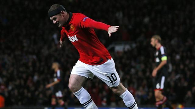 Champions League - Moyes backs Rooney to achieve more