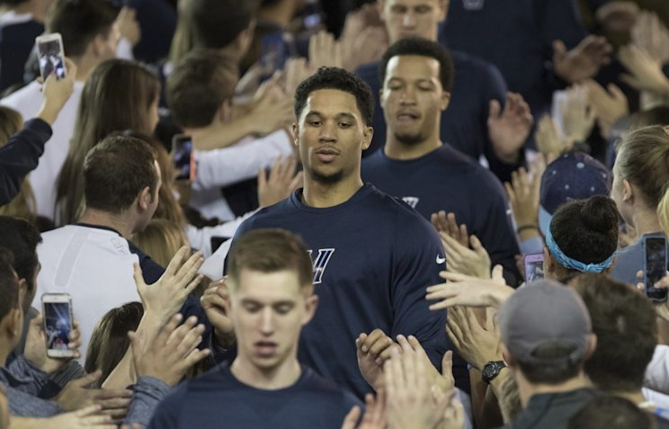 Villanova could be poised to take an unbeaten record into Big East play. (Getty Images)