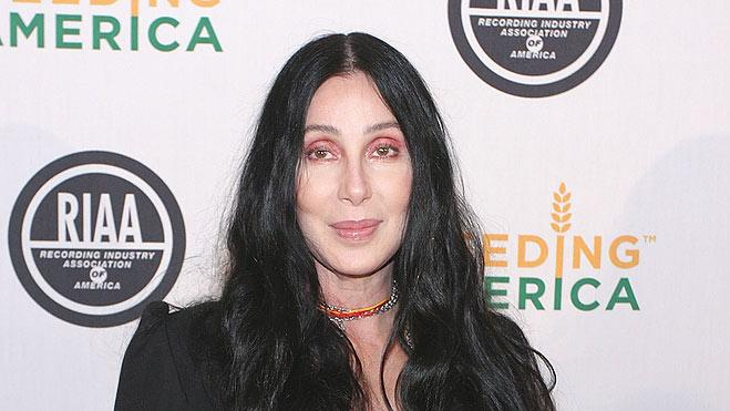 Cher Feedthe Children
