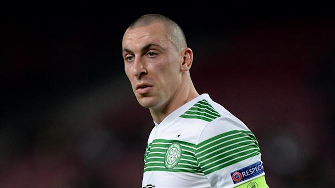 Scottish Premiership - Celtic face sweat after skipper Brown is stretchered off